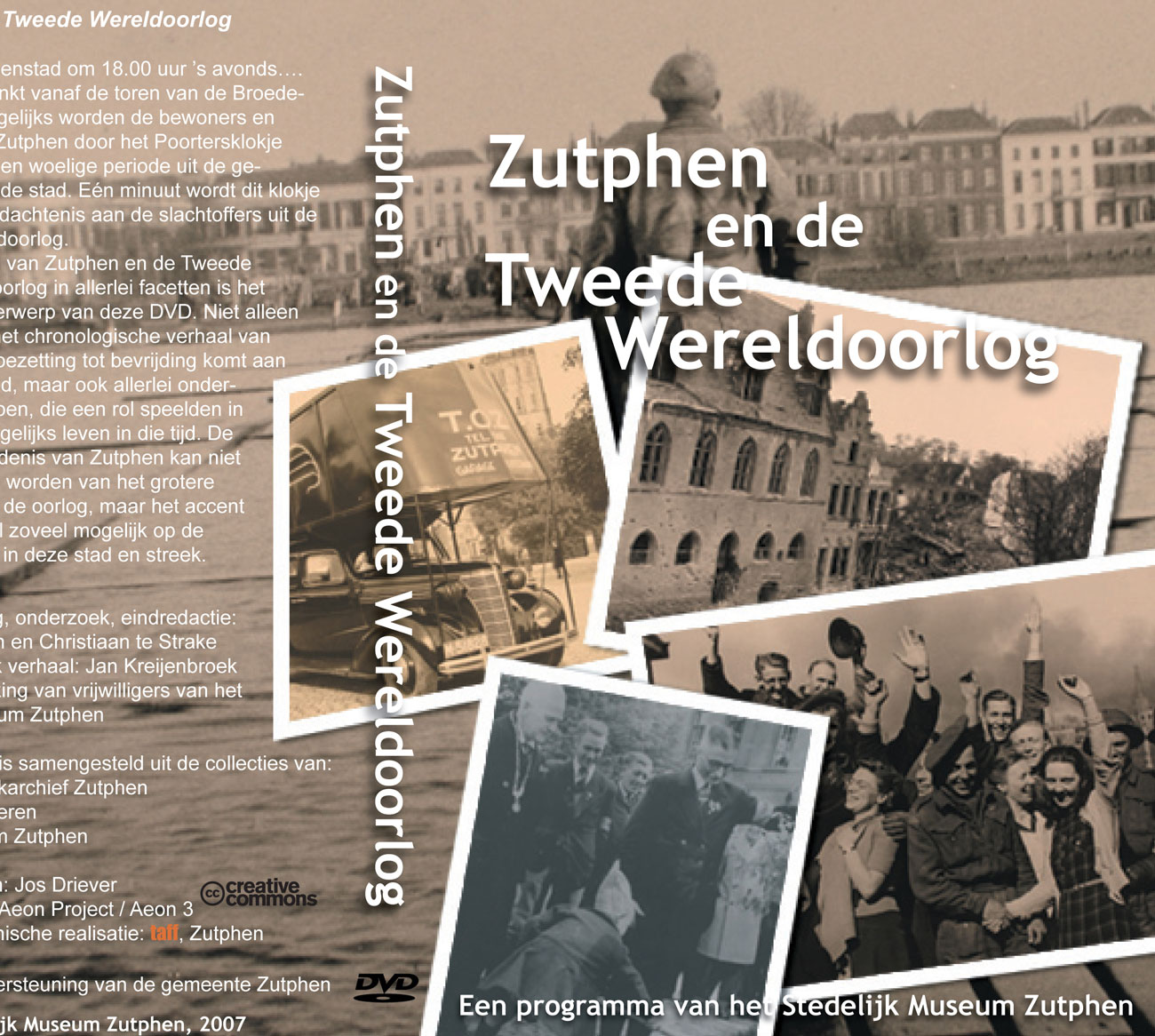 Zutphen en WOII