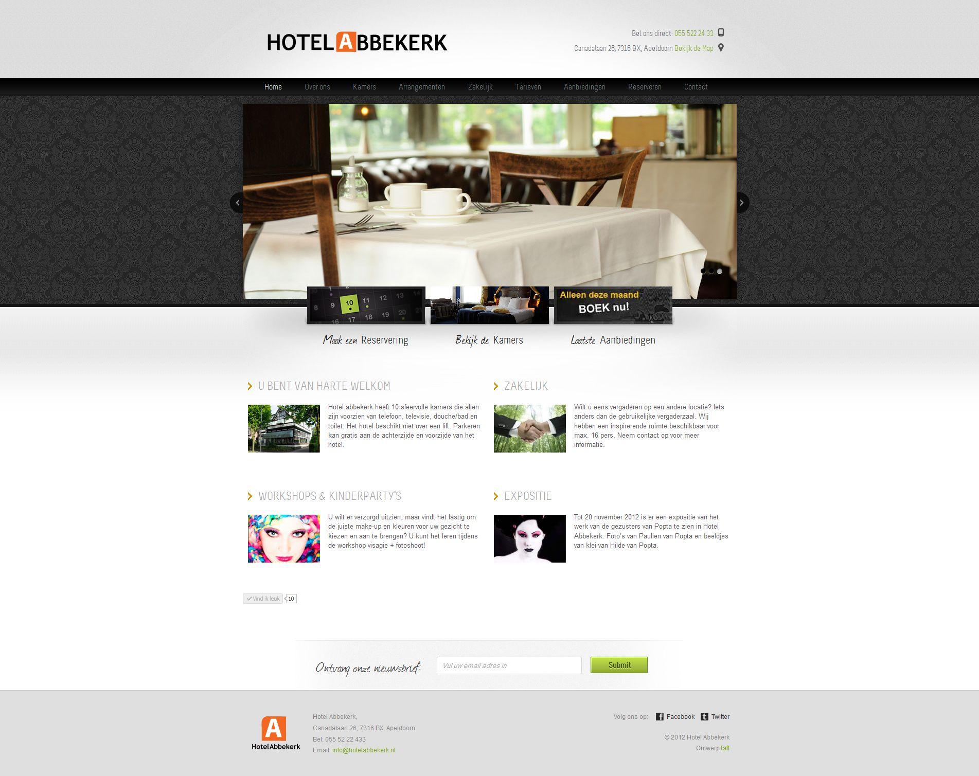 Hotel Abbekerk
