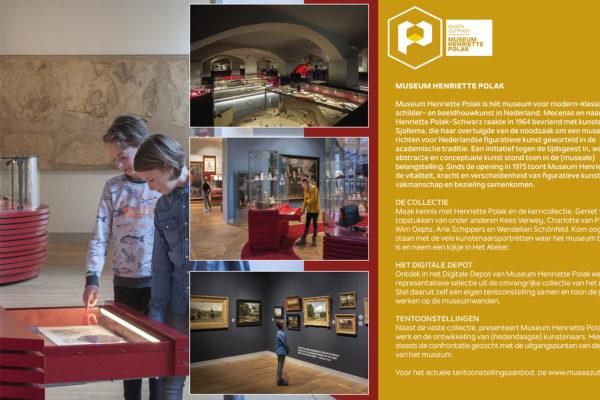 Folder Musea Zutphen